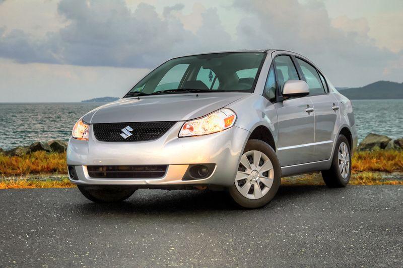 Suzuki SX4 Vieques Car Rental