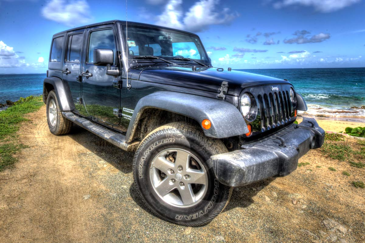Car, Jeep SUV and Golf Cart Rentals
