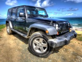 Jeep Wrangler Unlimited – 4×4