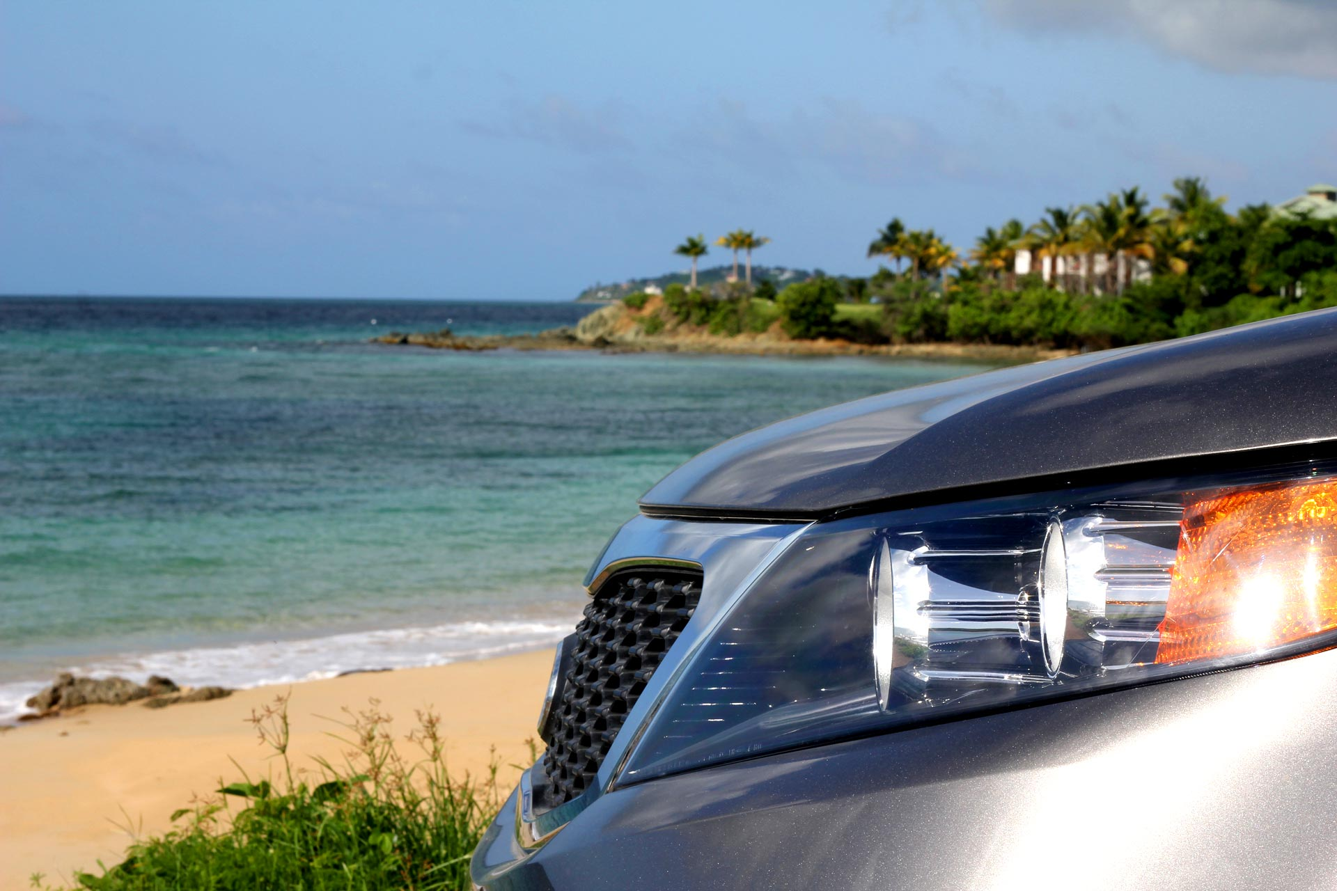 Car Rental at W Vieques